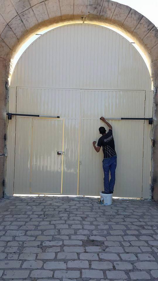 porte battent