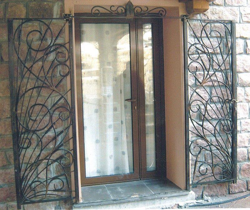Porte fenêtres