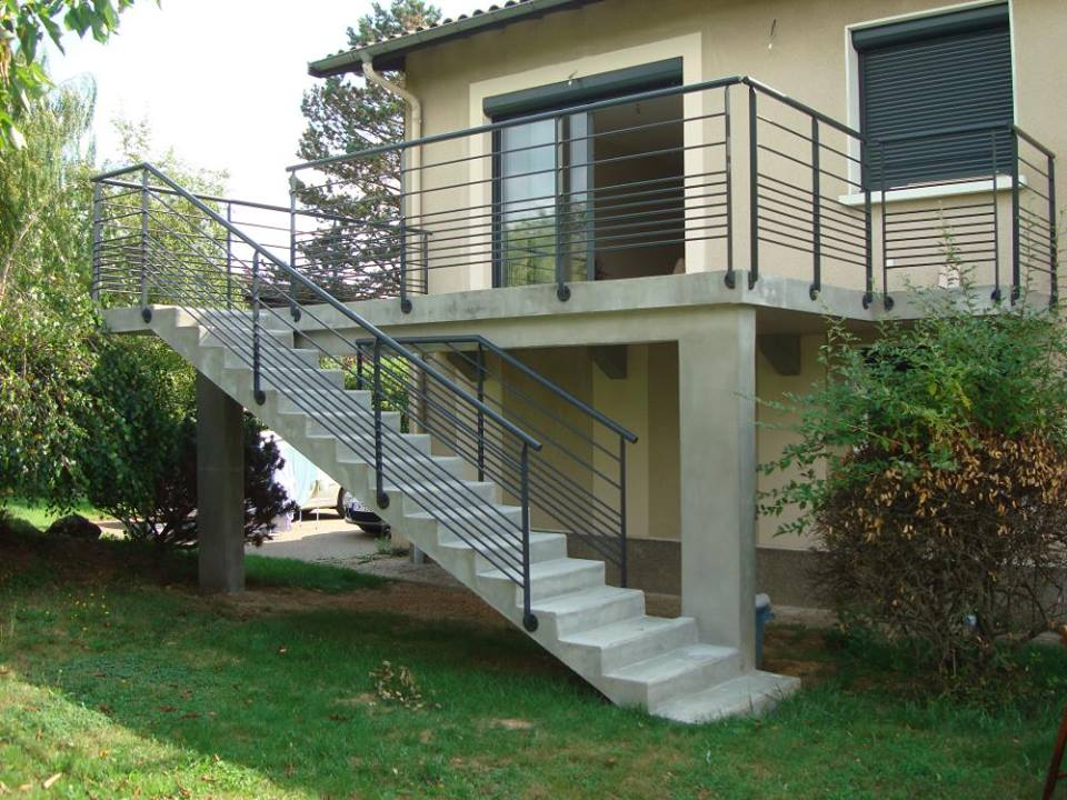 Rompe escalier